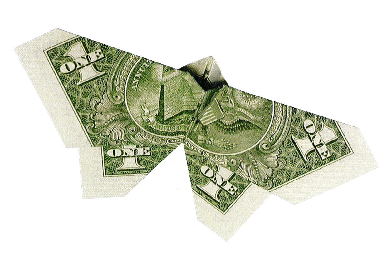 How to Make a Money Butterfly - Origami Dollar Bill - YouTube | 852x1256